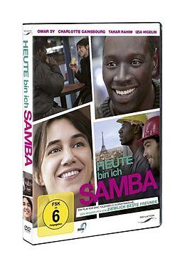Heute bin ich Samba DVD