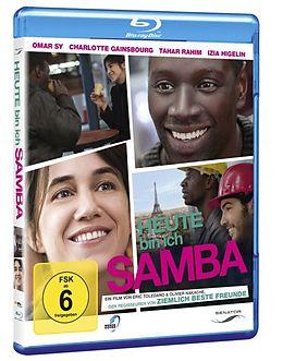 Heute bin ich Samba Blu-ray