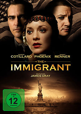 The Immigrant DVD