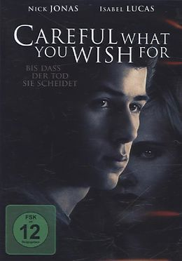 Careful What You Wish For DVD