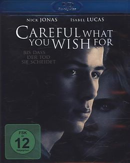 Careful What You Wish For Blu-ray