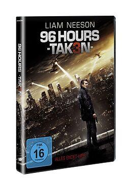 96 Hours - Taken 3 DVD