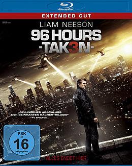 96 Hours - Taken 3 - BR Blu-ray