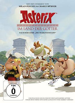 Asterix im Land der Götter DVD