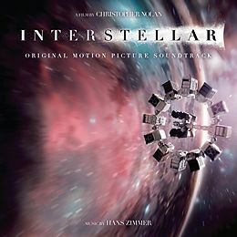 Hans Zimmer CD Interstellar / Ost