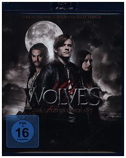 Wolves - BR Blu-ray
