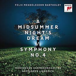 Sommernachtstraum / Sinfonie Nr. 4