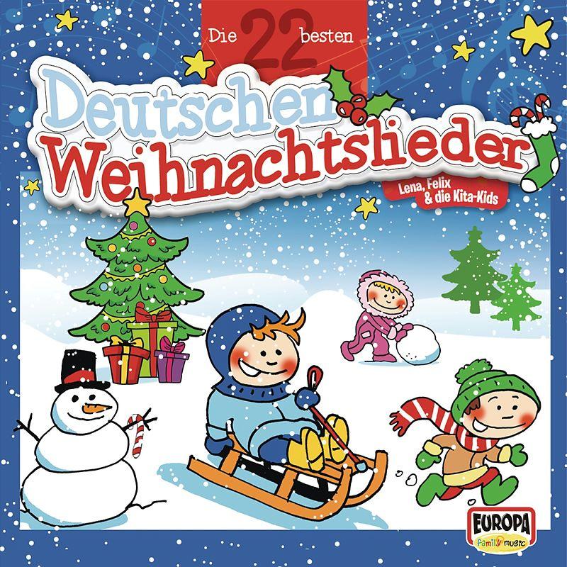 Weihnachtslieder Cd.Die 22 Besten Deutschen Weihnachtslieder