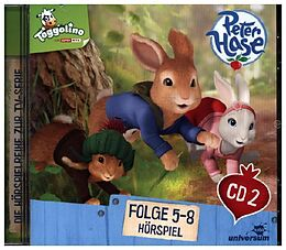 Audio CD (CD/SACD) Peter Hase - CD 2 von