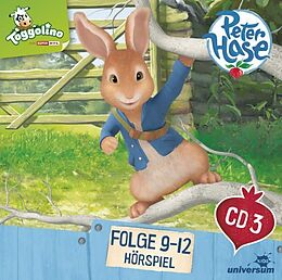 Audio CD (CD/SACD) Peter Hase - CD 3 von