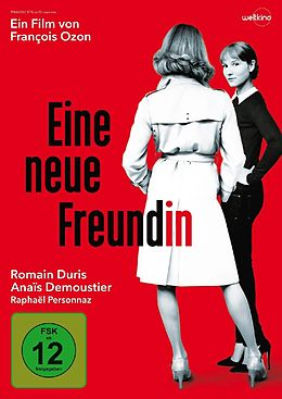 Eine neue Freundin DVD