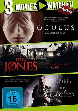Oculus & Mr. Jones & The New Daughter DVD