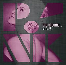 P!nk CD The Albums...so Far!!!