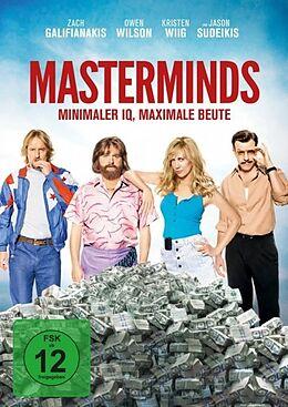 Masterminds - Minimaler IQ, maximale Beute DVD