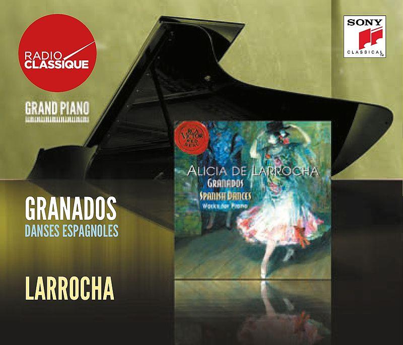 Granados: Danses Espagnoles, Valses Poétiques - La