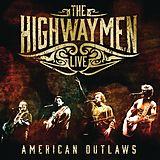 Live - American Outlaws (3-cd/blu-ray)
