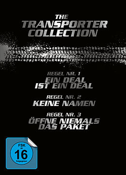The Transporter Collection DVD