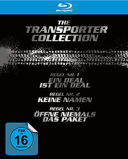 Transporter Collection - BR Blu-ray