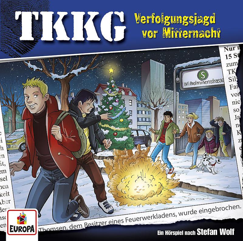 199/verfolgungsjagd Vor Mitternacht - TKKG - CD Kaufen   Ex Libris