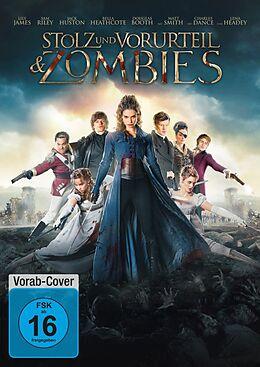 Stolz und Vorurteil & Zombies DVD