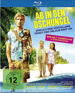 Ab in den Dschungel Blu-ray