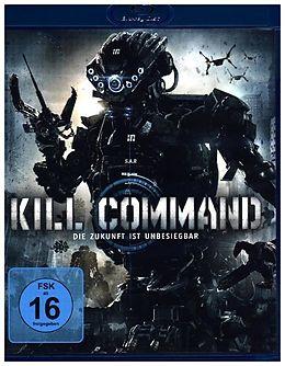 Kill Command Blu-ray