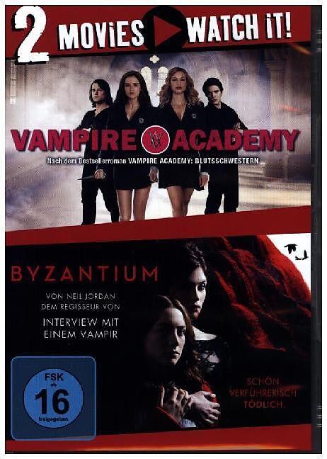 Vampire Academy & Byzantium [Version allemande]