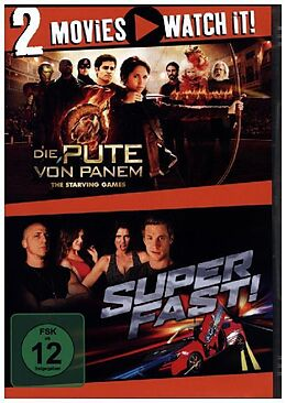 Superfast! & Die Pute von Panem - The Starving Games DVD