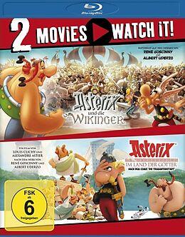 Asterix und die Wikinger / Asterix im Land d. Götter - BR Blu-ray