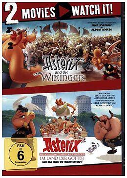 Asterix und die Wikinger & Asterix im Land der Götter DVD