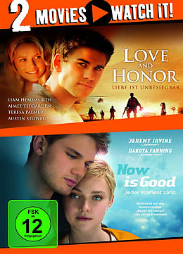 Love and Honor & Now Is Good - Jeder Moment zählt DVD