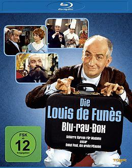 Louis de Funes - BR Box Blu-ray