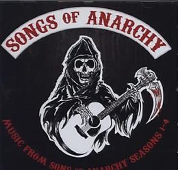 Sons Of Anarchy (television Soundtrack) CD Songs Of Anarchy: Music From Sons Of Anarchy Seaso