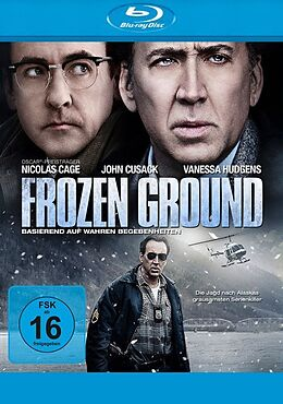 Frozen Ground Blu-ray