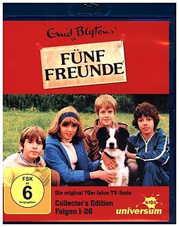 Fünf Freunde Collector's Edition [Version allemande]