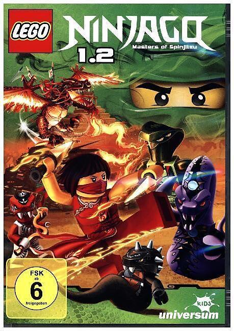 Ninjago Staffel 1