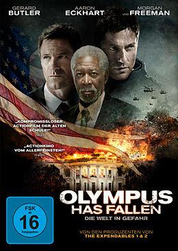 Olympus Has Fallen - Die Welt in Gefahr DVD