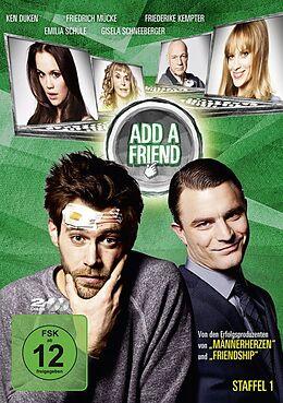 Add a Friend - Staffel 01 DVD