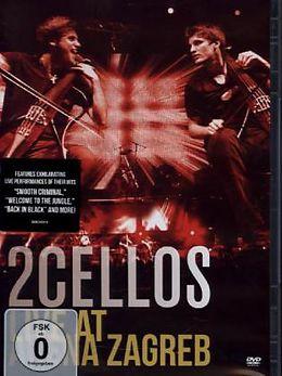 Live at Arena Zagreb - DVD DVD