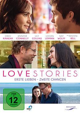 Love Stories - Erste Liebe, zweite Chancen DVD