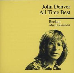 John Denver CD All Time Best - Reclam Musik Edition 33