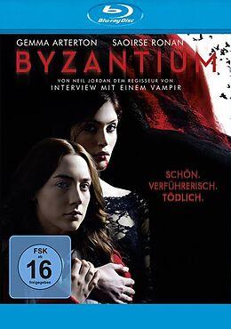 Byzantium Blu-ray