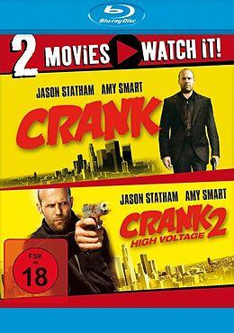 Crank & Crank 2: High Voltage Blu-ray