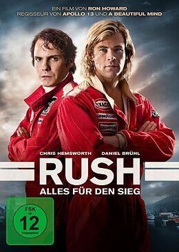 Rush - Alles für den Sieg DVD