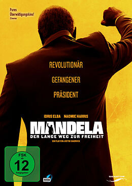 Mandela - Der lange Weg zur Freiheit DVD