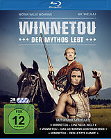 Winnetou - Der Mythos lebt (3 Blu-rays) [Version allemande]