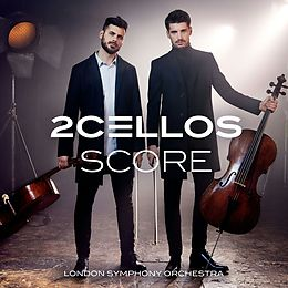 2cellos , London Symphony Orchestra CD Score