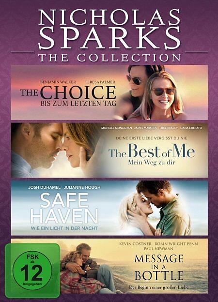 Nicholas Sparks Dvd Online Kaufen Exlibrisch