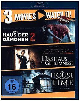 Das Haus der Dämonen 2 & The House at the End of Time & Das Haus der Geheimnisse Blu-ray
