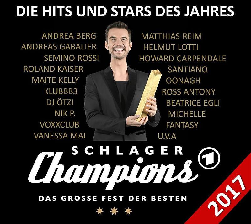 Schlager Champions Das Große Fest Der Besten Various Cd Kaufen